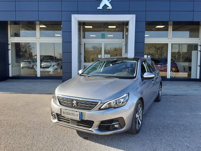 peugeot 308 5p 1.6 bluehdi Allure s&s 120cv eat6