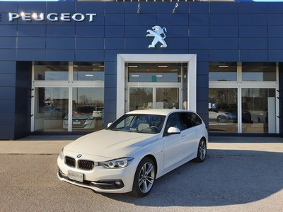 BMW Serie 3 318d touring Sport auto