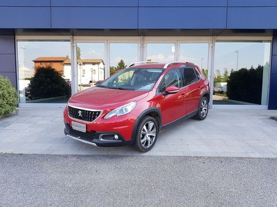 peugeot 2008 1.5 bluehdi Allure s&s 100cv 5marce