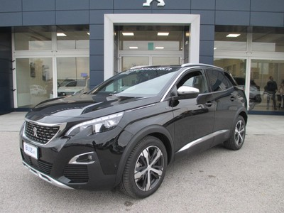peugeot 3008 2.0 bluehdi GT s&s 180cv eat8 my20